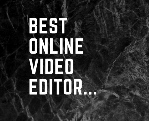 best online video editor