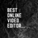 best online video editor