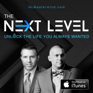 Next Level Business Podcast Josh Pather Shane Mara